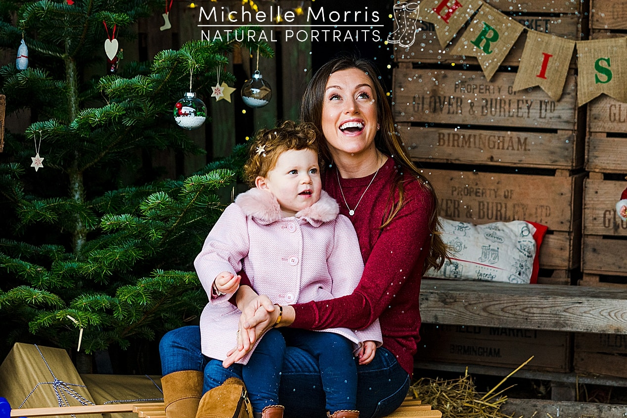 Christmas Mini Sessions Worcestershire